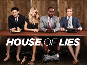 House of Lies on SHO